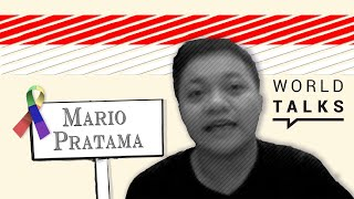 World Talks # Mario Prajna Pratama
