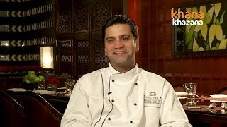 Up Close and Personal with Chef Kunal Kapur.
