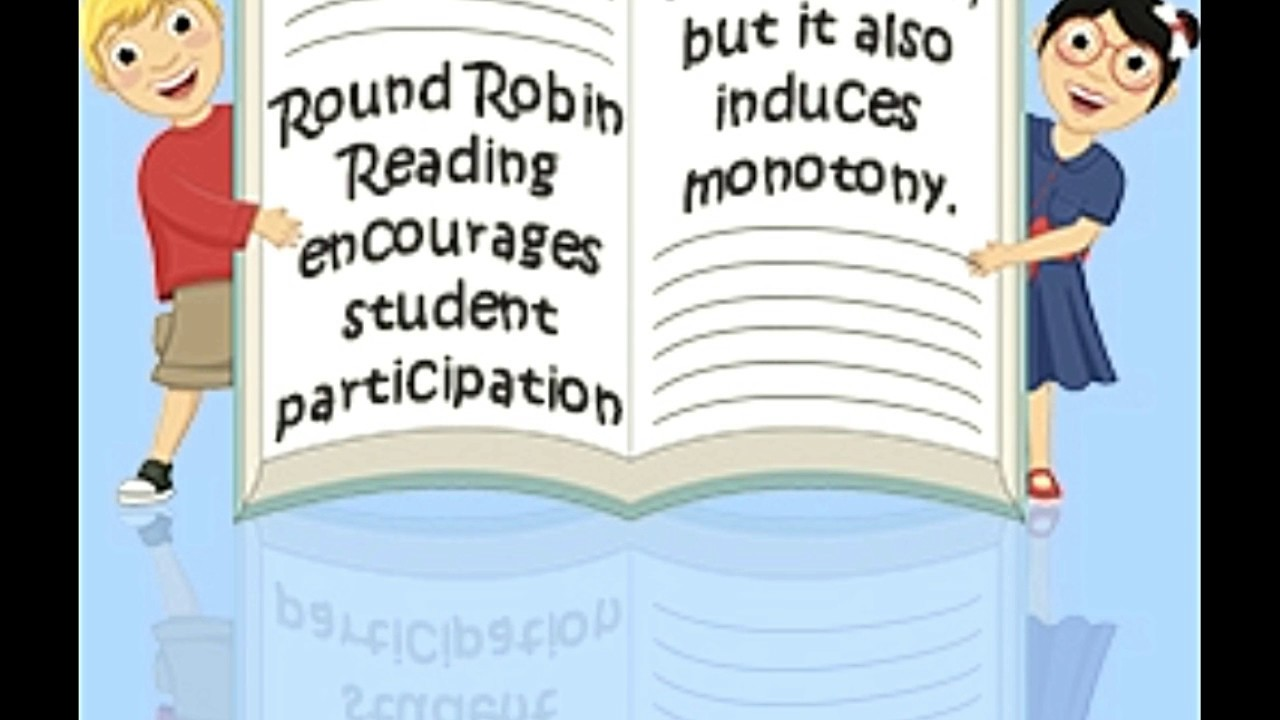 Pros and Cons of the Age old Round Robin Reading Strategy - YouTube