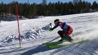 Påsksmällen 2018-03-30 I Sundsvall Herrar Topp 5 Andra Åket