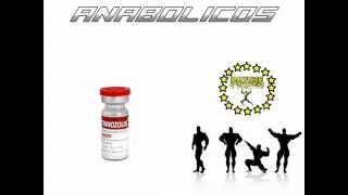 ANABOLICOS ESTEROIDES anabolic steroids