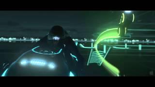 Трон  Наследие  Трейлер HD  Tron Legacy  HD 2010
