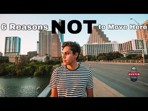 6 Reasons NOT to Move to Austin, Texas