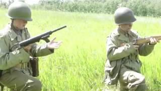 Falaise Pocket Amubush (ww2 Short Film)
