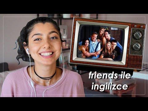 DİZİDEN İngilizce Öğrenmek!📺 | Friends Dizisindeki Günlük İfadeler