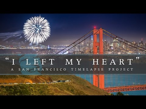 Stunning timelapse shows San Francisco in new light