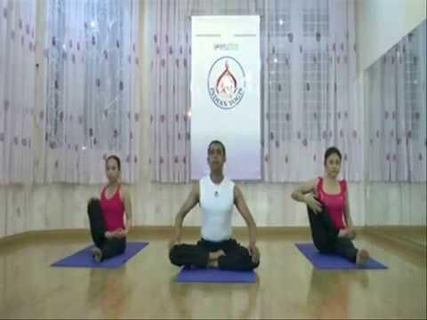 Bài Tập Therapy (Liệu Pháp Yoga) Phần 2