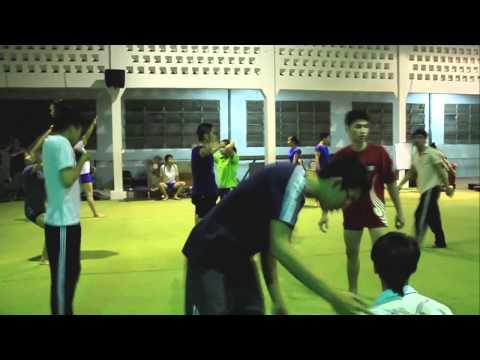 3 days in Tran hung Dao ( Amazing gym ) 09.2011