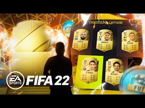 🎮 FIFA 22 - MES PREMIERS PAS SUR FUT !