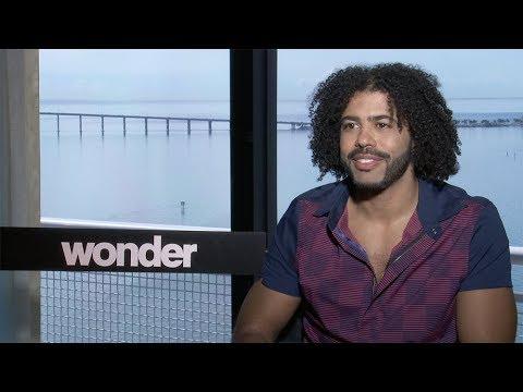 Daveed Diggs Interview: Wonder (2017 Movie)