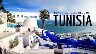 TUNISIA Travel: 5 The Most Beautiful Sights Spot in Tunisia