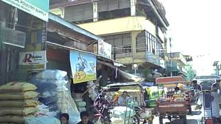 Public market of  San Jose Occidental Mindoro Philippines