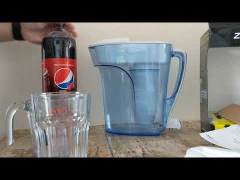 ZeroWater Filter Review - can it really turn wine to water?