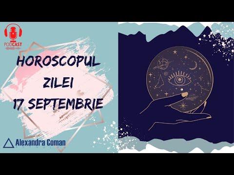 Horoscopul zilei de 17 Septembrie 2020