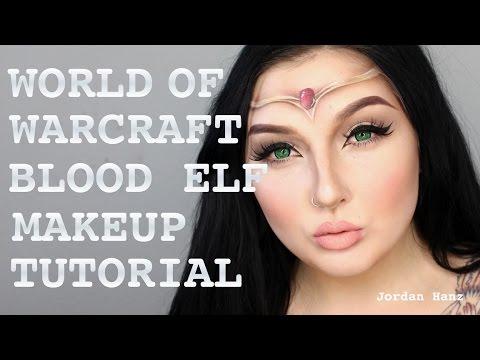 World of Warcraft Blood Elf Cosplay Tutorial / Jordan Hanz