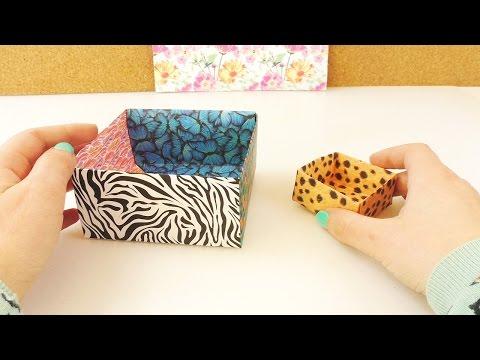 große-aufbewahrungskiste-falten-|-origami-technik-|-einfach-&-schnell-diy-geschenkbox-selber-machen
