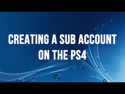 ps4---creating-a-sub-account-for-your-child