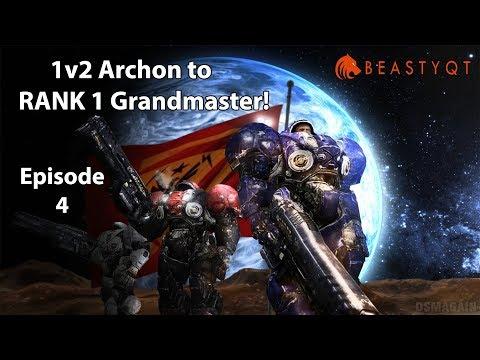 StarCraft 2: TvT SpeCialist (1v2) - Archon to RANK ONE EU GM Episode 4