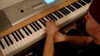 dr. dre-still dre from chronic 2001 album (piano, bass, drums) cover