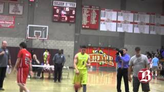 Video highlights from the KHSD basketball all-star games, slam dunk and 3-point contest
