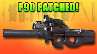 P90 Patched! Great Close Quarter PDW | Battlefield 4 Gameplay