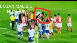 Video BOJAN MALISIC NGAMUK!! VIDIO JELAS TERJADI NYA RICUH BALI VS PERSIB download MP3, 3GP, MP4, WEBM, AVI, FLV Juli 2018