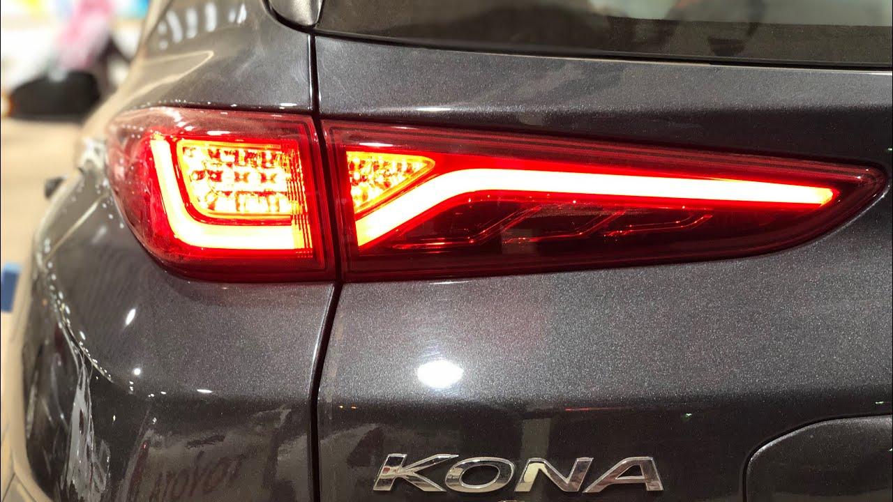 كونا 2019 | سيارة شبابية | قوة المحرك