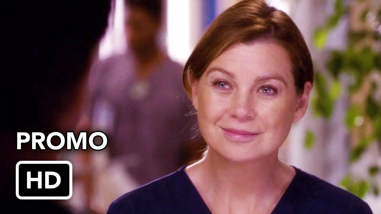 Greys Anatomy Season 14 Love Triangle Promo Hd Youtube