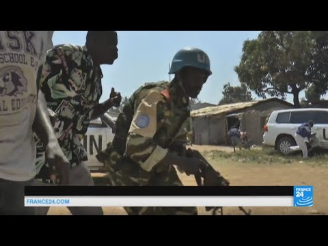 Central African Republic: Deadly clashes and gunfire erupt during referendum vote