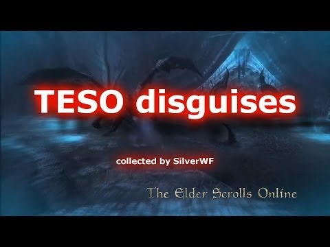 All TESO Disguises