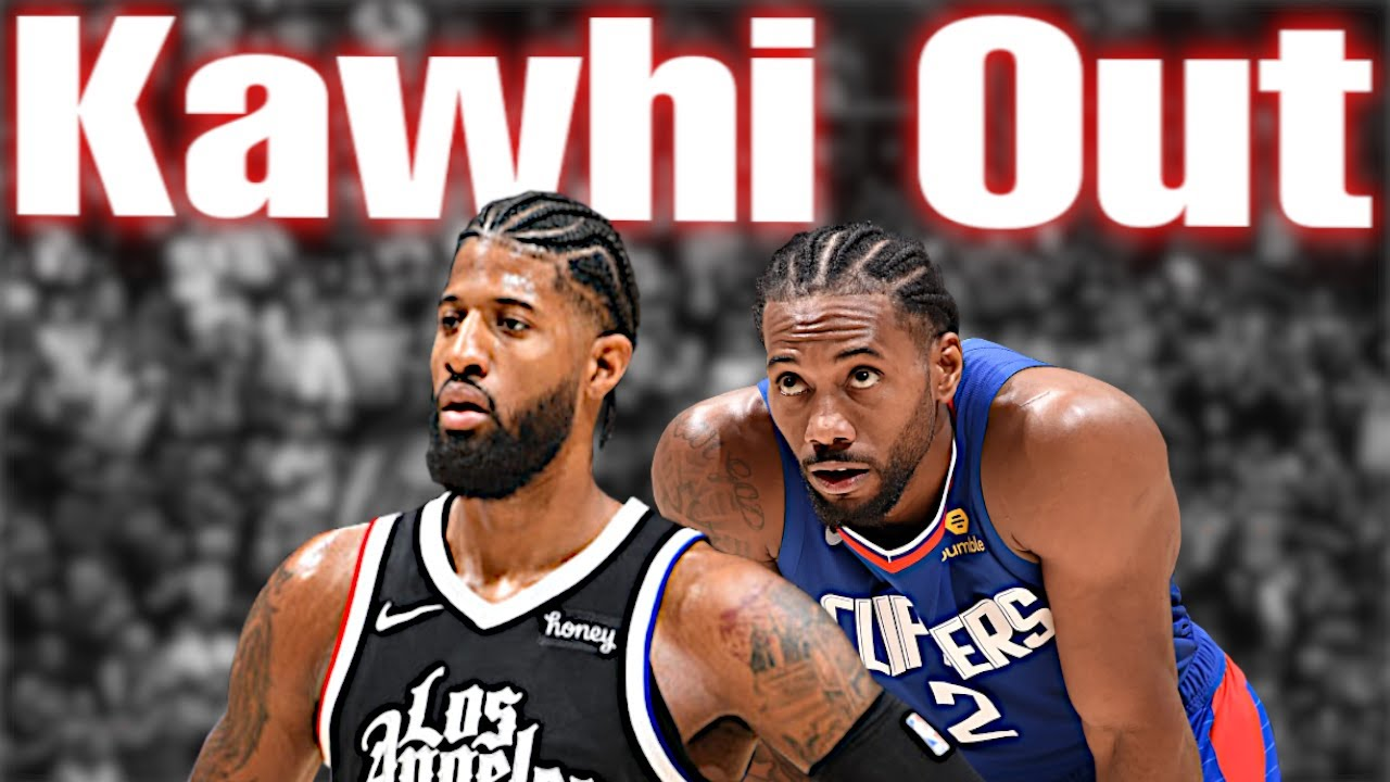 Can Paul George Lead The Clippers To An Improbable Win With Kawhi Leonard Out Indefinitely?