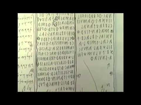 Ancient Etruscan Deciphered (Vol. I): Lost Tomb of Alexander the Great