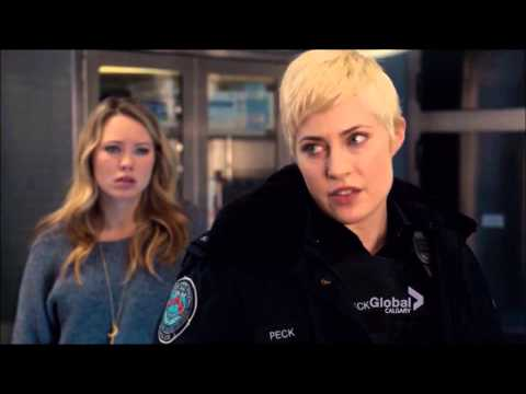 Gail and Holly  Golly  5x07 Rookie Blue HD