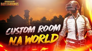 PUBG MOBILE LIVE STREAM CUSTOM ROOM WITH CLASSIC GAMES | LIKE & SUBSCRIBE