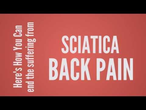 Stop Sciatica in 8 Minutes
