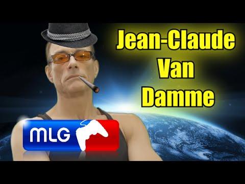Jean Claude Van Damme Vs Overused Meme Youtube