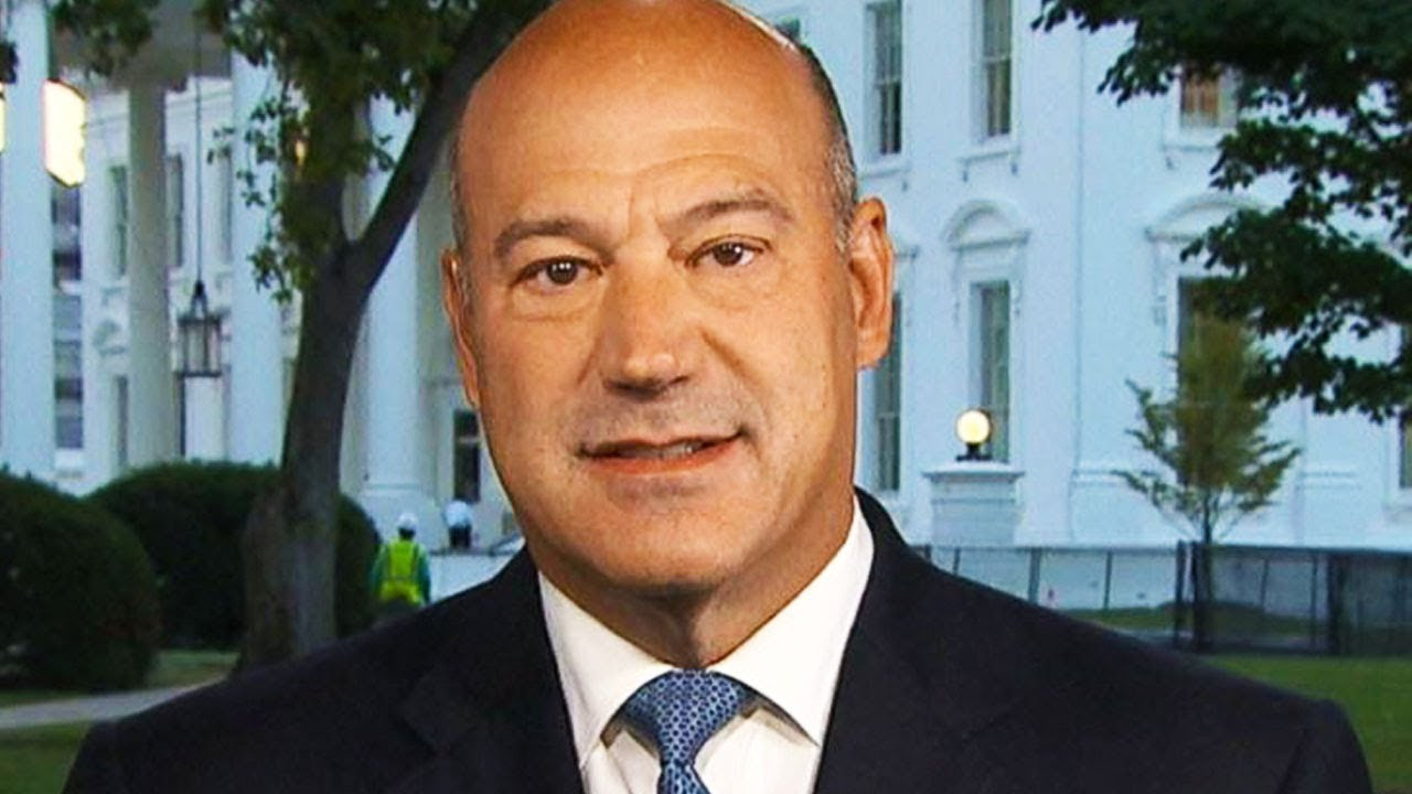Cohn Says Ending State, Local Tax Break Up for Negotiation