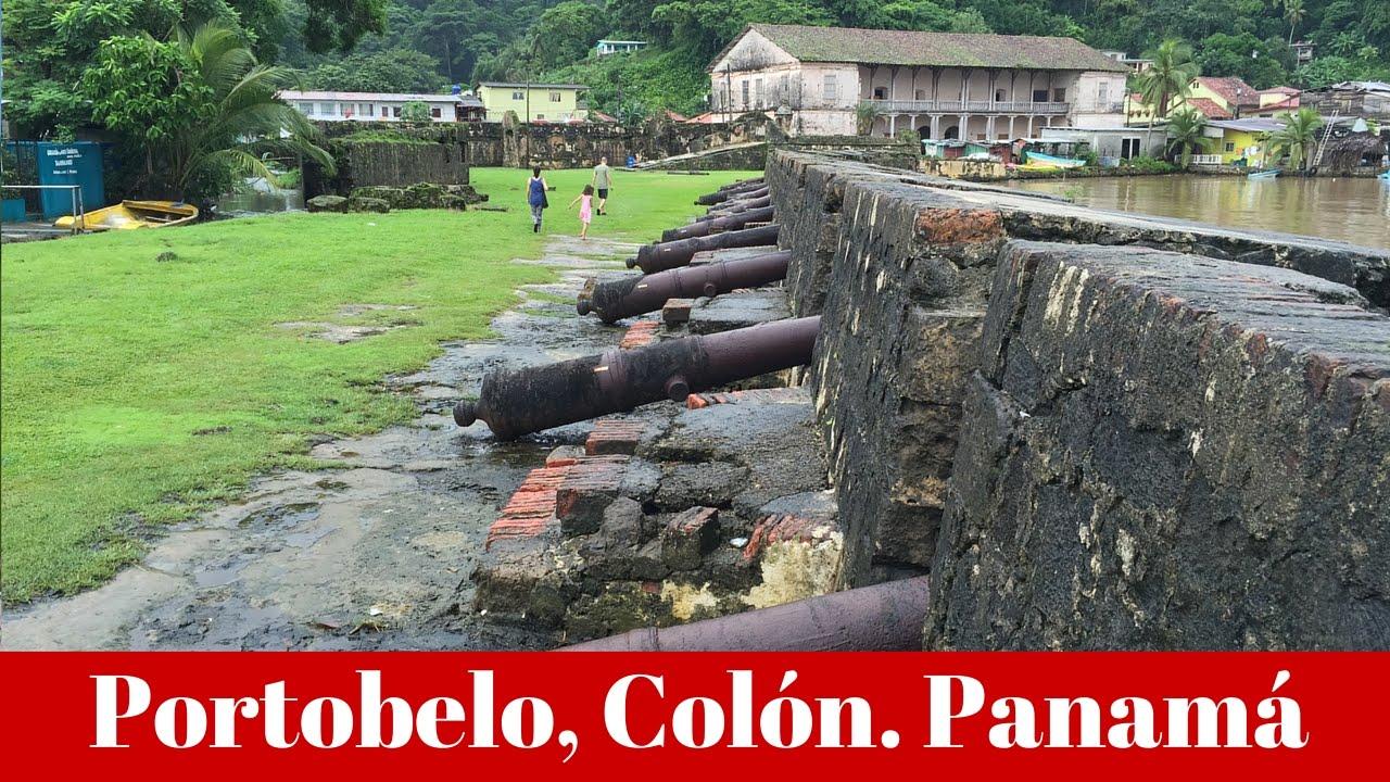 Portobelo, Colón. Panamá