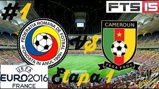 FTS 15 Episodul 1 Euro 2016 INCREDIBIL meci