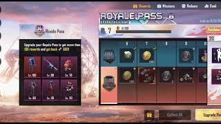 Upgrade Royal Pass 14 600UC Elite