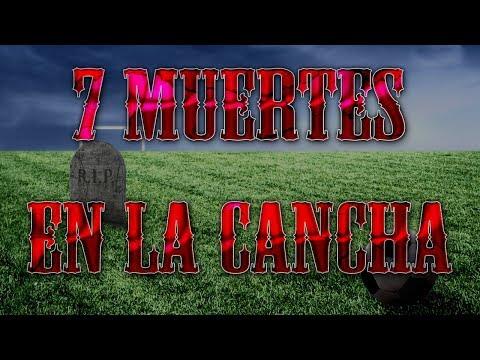 TOP 7 Muertes Mas Impactantes En La Cancha De Futbol | La Casa Del Terror