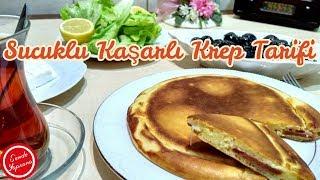 Sausage Krispy Crepe Recipe