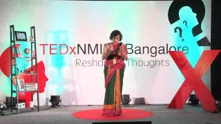 Dance and Human Potential | Padmini Ravi | TEDxNMIMSBangalore