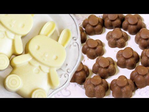 Как приготовить молочный шоколад