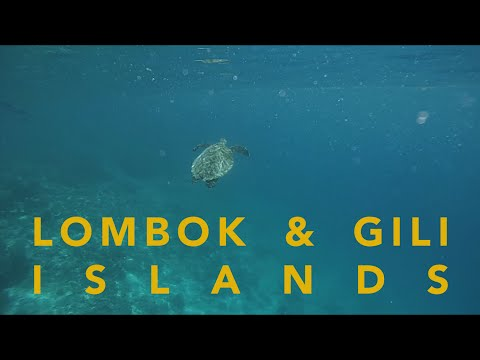 4 DAYS IN LOMBOK AND GILI ISLANDS, INDONESIA - 2016