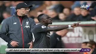 الماتش -  تفاصيل غضب ماني في ليفربول بسبب محمد صلاح وتعليق هاني حتحوت