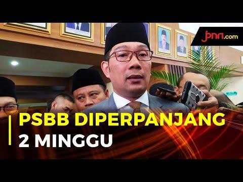 Ridwan Kamil Resmi Perpanjang Masa PSBB Hingga 12 Juni, KECUALI...