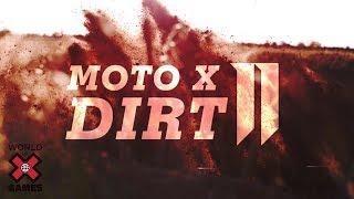 Moto X Dirt, featuring five-time X Games medalist Jackson Strong, s...