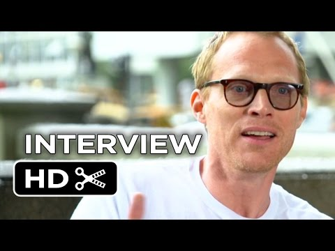 Avengers: Age Of Ultron Interview - Paul Bettany (2015) - Marvel Sequel HD