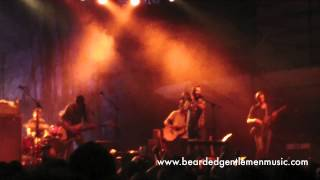 "Band Of Horses ""The General Specific"" Live @ The Twilight Concert Series SLC, UT 7/26/12"